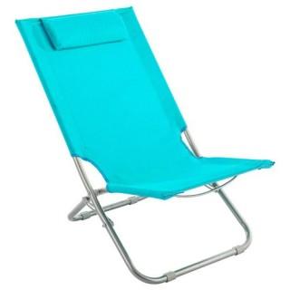 Chaise de plage Caparica - Bleu