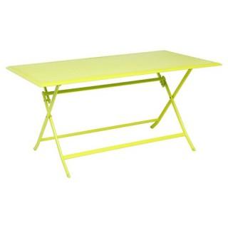 Table pliante Azua - 6 Places - Vert granny