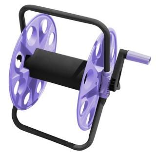 Enrouleur pour tuyau - 20 m. - Violet