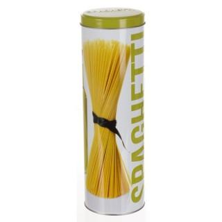 Boîte à spaghettis Ronde Relief - Métal