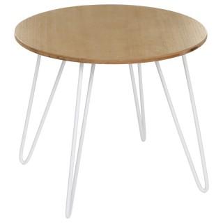 Table à café Metsa - Blanc