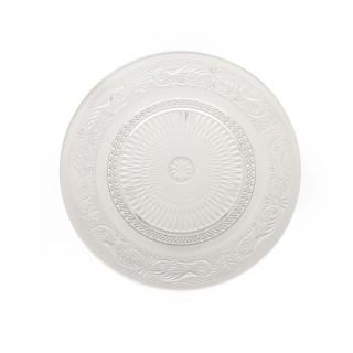 Assiette plate Renaissance - Diam. 20 cm.