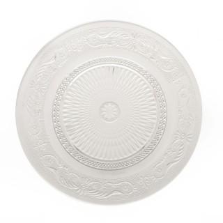 Assiette plate Renaissance - Diam. 29 cm.