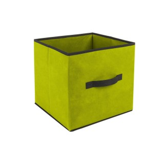 Boîte de Rangement - 31 x 31 cm. - Vert