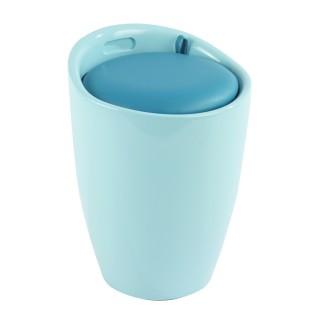 Tabouret de douche Candy - Bleu glace
