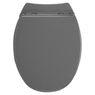 Abattant WC Serenity - Gris anthracite
