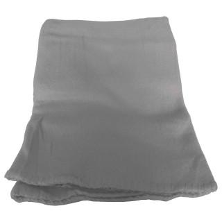 Plaid polaire - 125 x 150 cm - Gris