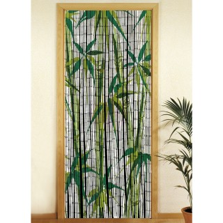 Rideau de porte - Bambou - Bamboo
