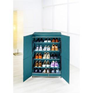 Armoire à chaussures en tissus - 15 paires - 61 x 90 cm