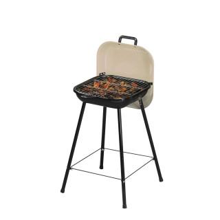 Barbecue à charbon Bragado - Taupe