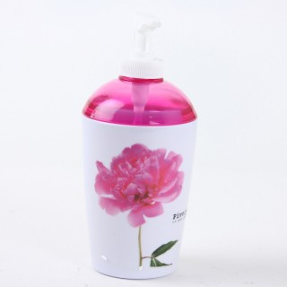 Distributeur de savon Pivoine - Mélamine