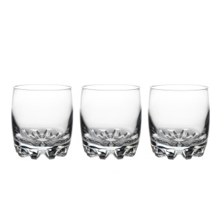 3 Verres à whisky Sylvana