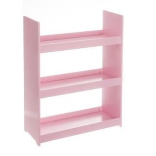 Rangement 3 niveaux - Rose
