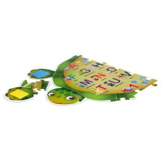 Puzzle tortue géante multiactivités