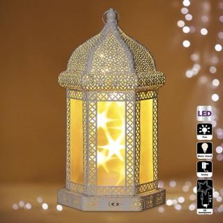Lanterne Lumineuse - 20 LED - H. 38 cm.