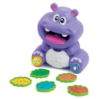 Hippopotame glouton