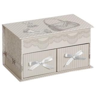 Boîte à bijoux Romance - Petit modèle