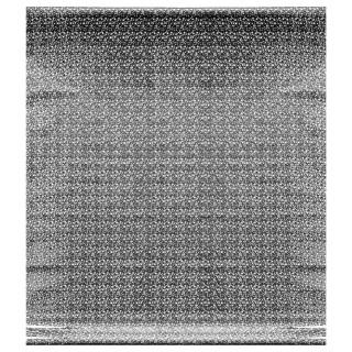 Papier cadeau Métallique - Holographique - Argent