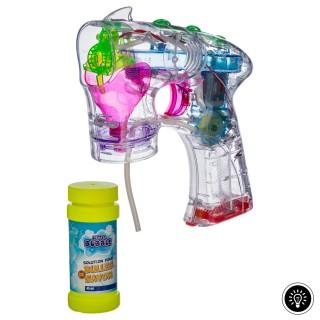 Pistolet à bulles de savon - Lumineux