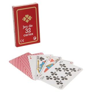 Jeu de cartes - 32 Cartes