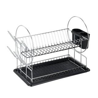 Egouttoir à vaisselle Premium Duo