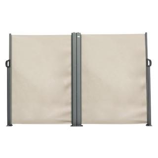 Paravent double Capao - 6 x 1,6 m - Mastic