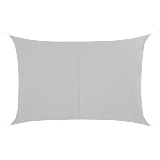 Toile solaire / Voile d'ombrage Curacao - 2 x 3 m - Blanc