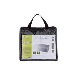 Housse de table rectangulaire XL - 308 x 190 x 80 cm - Ardoise