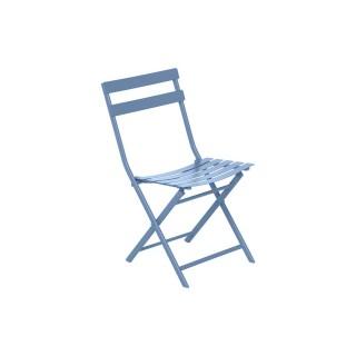 Chaise pliante Greensboro - Bleuet