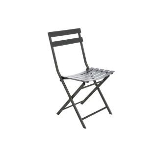 Chaise pliante Greensboro - Graphite