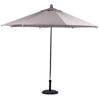 Parasol Nouméa - Diam. 3 m - Taupe