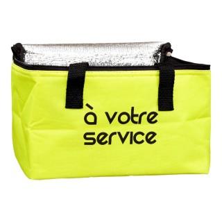 Lunch bag fraîcheur isotherme - A votre service