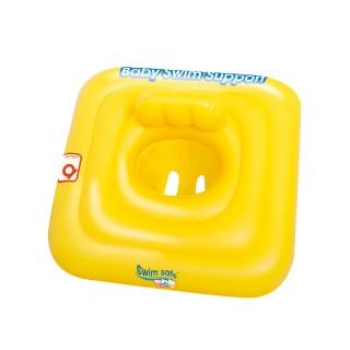 Bouée siège pour bébé Swim Safe - Jaune