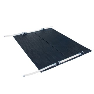 2 Panneaux solaire connectés - 2,21 x 0,86 m - Noir