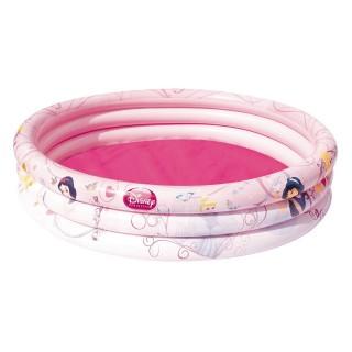 Piscine gonflable - Diam. 1,2 m - Princesse Disney