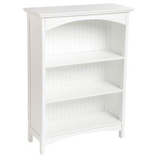 Bibliothèque Ivo - 3 étages - Blanc