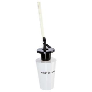 Diffuseur de parfum 300 ml - 8 bâtons - Fleur de coton