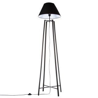 Lampadaire métal Oris - Hauteur 160 cm - Noir
