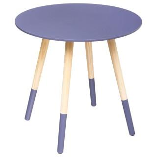 Table de Café Mileo - Diam. 48 cm - Berry