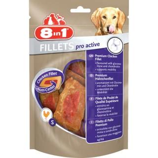 Filets pro active - Viande de Poulet - Taille S