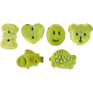 Biscuits Multi-formes - Légumes - Box 2 kg
