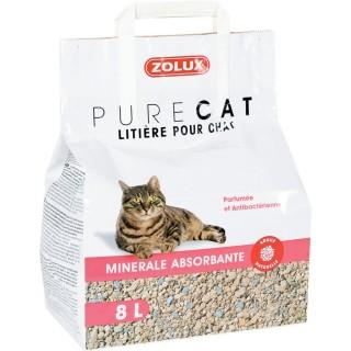 Litière pour chat- Absorbante - 8 L