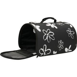 Panier de transport Flower - Taille M - Noir