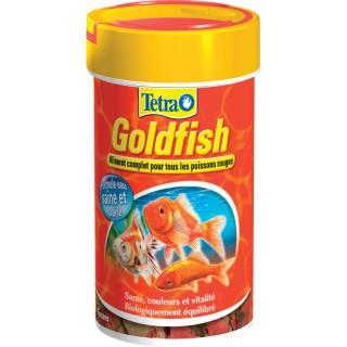 Nourriture Poissons rouges et d'eau froide Tetra Goldfish - 100 ml