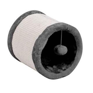 Griffoir pour chat - Roue Diam. 23 cm - Gris