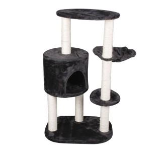 Arbre à chat - 82 x 41 x 95 cm - Noir