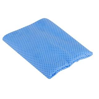 Serviette de toilette pour chien et chat - 66 x 40 cm - Bleu clair