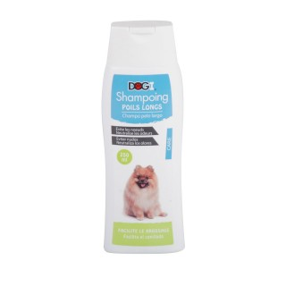 Shampoing pour chien - Poils longs - 250 ml