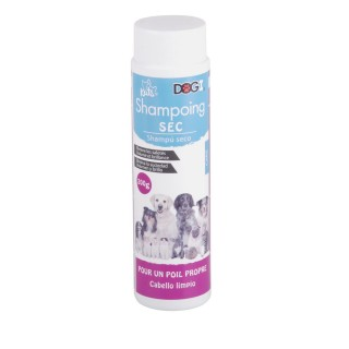 Shampoing sec pour chien - 200 g