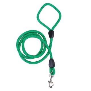 Laisse pour chien en corde - 150 cm - Vert